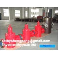 Hot sale API 6A well testing X-mas tree  gate valve wellhead valve with high quality