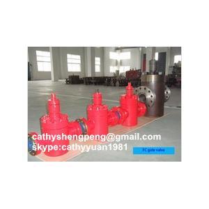China Hot sale API 6A well testing X-mas tree  gate valve wellhead valve with high quality on sale