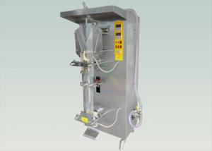 China High Capacity 1000LPH Automatic Water Filling System For Packing Vinegar / Syrup on sale