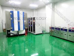 China Vertical Chamber PVD Vacuum Coating Machine ,  Direct Plating Cooper On LED Ceramic Substrates on sale