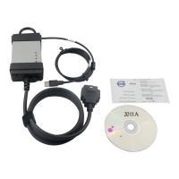 MINI USB Bluetooth OBDII VOLVO VIDA DICE Auto Diagnostics Tools