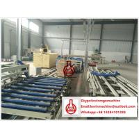 China Steel Structure Wall Panel Forming Machine , CE Automatic EPS Production Line on sale
