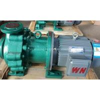 Magnetic Self-Priming Chemical Pump