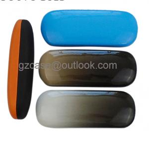 China newest general shiny metal spectacles cases for  men and women on sale