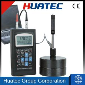 China Easy to operate 3.7V / 600mA Portable hardness tester RHL30 for Die cavity of molds on sale