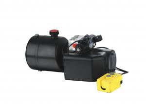 DC 12V 1 6KW Work Pressure 18Mpa with Round Steel Tank Mini