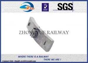 China Railway Friction composite brake block / brake shoe / brake rail pad on sale