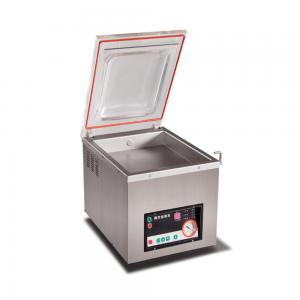 China Stainless Steel Vacuum Packing Machine Vacuum Sealing Machine For Food on sale