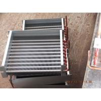 Φ9.52 Customized Aluminum Fin Type Ethylene glycol Air Conditioning Cooling Coil For AHU