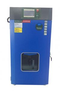 China Commercial Battery Testing Equipment 0 - 1000mm / Min For Drop Height Weight Impact on sale