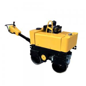 China ZM-80 Walk Behind Self-Propelled Hydraulic Road Roller Compactor on sale