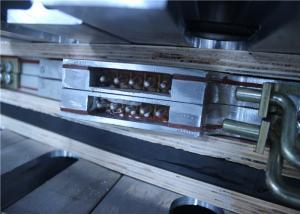 China Steel Plant Vulcanizing Press Machine , Hot Vulcanizing Of Conveyor Belt Heat Pressnation on sale