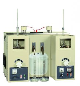 China GD-6536A Petroleum Product Distillation Tester (Double Units) on sale