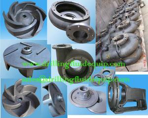 BETTER MCM 250 Centrifugal Pump Open and Semi-Open Impeller