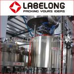 Hot Selling PET Can Bottling Machines For Carbonated Drinks