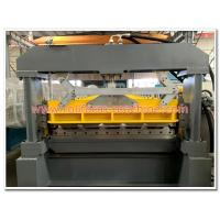 Galvanized Metal Roofing Sheet Roll Forming Machine Made in China