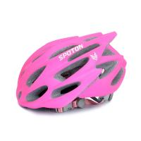 China In Mold Road Bike Helmet / Adult Bicycle Helmet Red Green 27 Hold on sale