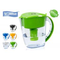 China 100% Recyclable Alkaline Water Pitcher Filter Removes Harmful Ingredients on sale