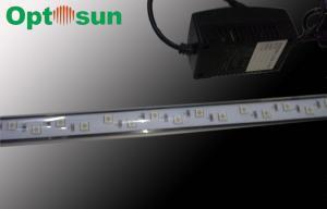 China 78pcs SMD5050 LED Aquarium Light Bar 800mm 15.6Watt Waterproof on sale