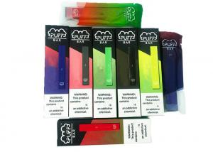 China 550mAh Puff Plus Electronic Cigarettes And Fittings on sale