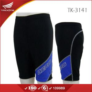 China 2015 cheap Nice design for boys padded cycling shorts on sale