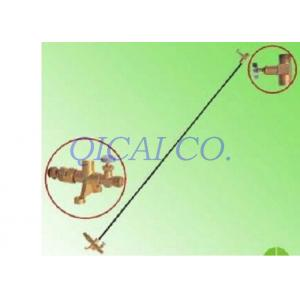 China Customize 1MPa Brass HPb 59 - 1 Gas Grill Valve for Camping / BBQ Grill on sale