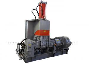 China Falling Type Rubber Kneader Machine , Airtight Banbury Machine Rubber Mixer on sale