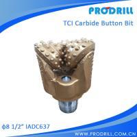 """8 1/2""""IADC637 Rotary blast hole drill bits"""