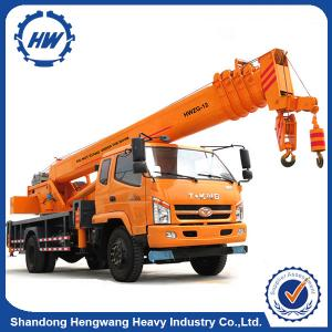 China Factory Sale 12 Ton Truck Mounted Crane For Lifting 32M on sale