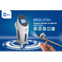 Vertical Water Oxygen Injection Skin Tightening and Whitening Beauty Machine