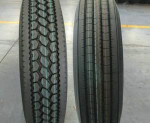 China Heavy Duty Radial Truck Tyre, TBR Tyre, Truck Tyre (11.00R22, 11R22.5, 11R24.5,) on sale
