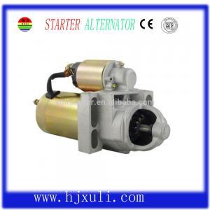 China 12V / 1.5KW DELCO STARTER OEM 10465462 10465520 19136234 9000841 Lester 6485 on sale