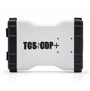 China TCS CDP+ PRO OBD2 CDP Pro 2015.03V without Bluetooth Carton Box Autocom CDP+ OBD2 Scanner on sale