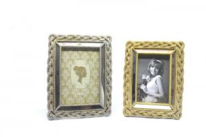 China Eco Friendly Vintage Gold Photo Frames , Luxury Small Vintage Picture Frames on sale