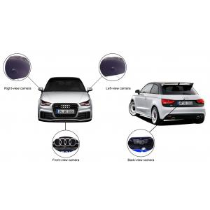 China Full Visual 360 Degree Around View Universal Car Camera System  Audi DVR , IP67, Reversing , Parking , Driving on sale