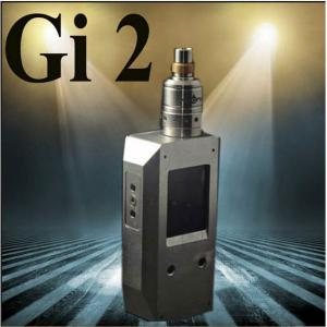 China GRAND INNOVATIONS clone GI2 100w box mod for dual 18650 on sale