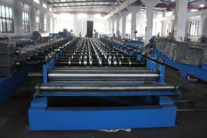 China Steel silo side wall production line For grain products on sale