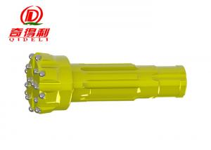 China Colored SD6 DTH Hammer Bit For Drilling Rig Mining Engineering Flat Face on sale