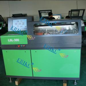 China ERIKC auto fuel injector test bench,LSL-300 vehicle testing bench on sale