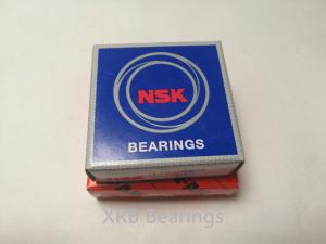 China NSK NU207 Cylindrical Roller Bearing For Gas Turbine , 35×72×17mm Size on sale