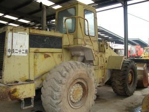 China used cat 950b loader on sale