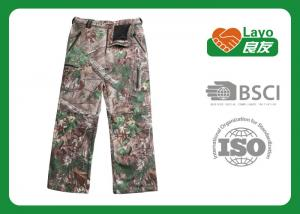 China Outdoor Womens Fashion Hunting Camo Pants , Army Camo Pants For Women on sale