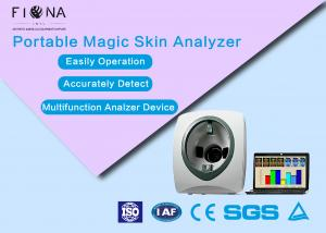 China Skin Tightening Skin Analysis Machine 40W Power 50HZ For Beauty Salon on sale