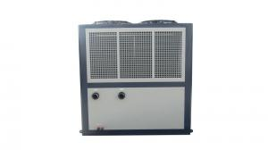 China Industrial Air Cooled Chiller Unit for Mould Cooling , 3N-380V 50HZ Power on sale