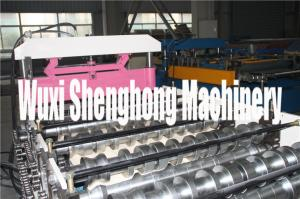 China First-rate Tile Roof  Roll Forming Machine with Topmost Hydraulic Station on sale