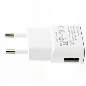 China Switching USB AC DC Adapter 5V 0.5A EU Plug Universal Travel Charger USB2.0/3.0 on sale