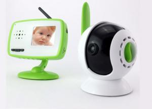China WiFi IP Camera Wireless Baby Monitor HD Audio Movement Motion Tracking Detector on sale