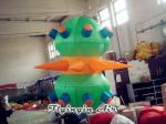 Special Shape Inflatable UFO Light with Blower for Event and Party Supplies