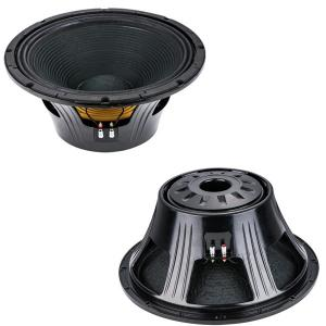 China 18 Inch Alu Basket Class Speaker 800w Pro Audio Subwoofer For Stage Speaker on sale