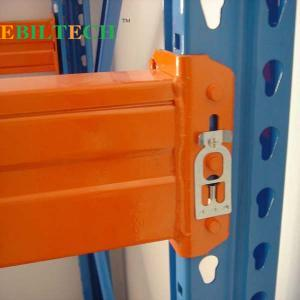 100 pallet rack safety clips teardrop
